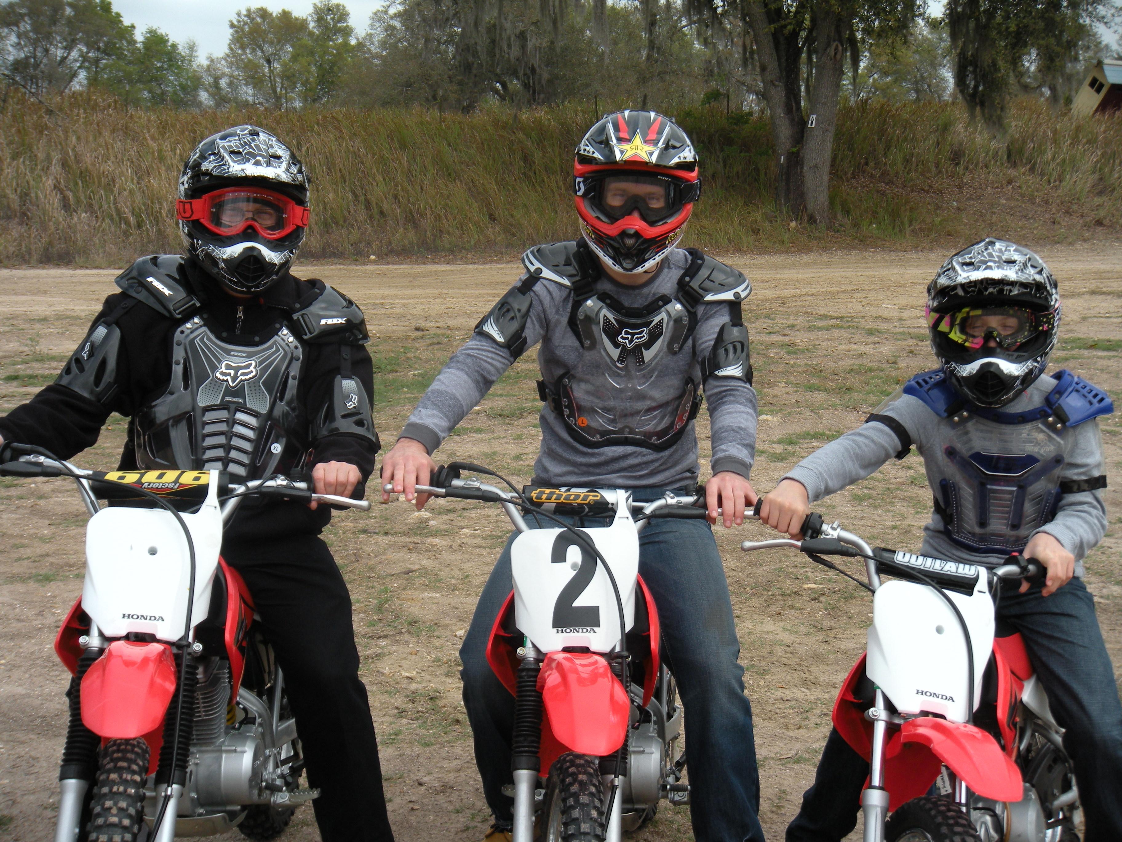 Your Chance To Win A Dirt Bike Adventure Tourette Association